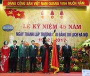 Trường Cao đẳng du lịch Hà Nội liên tục đổi mới đào tạo