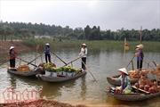 Trải nghiệm Chợ nổi Cái Răng trên hồ Đồng Mô