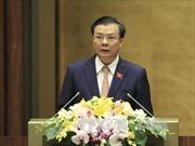 Bộ trưởng Tài chính: TP Hồ Chí Minh chưa thể tăng thuế ngay dù có chính sách tài chính đặc thù