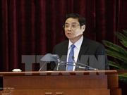 Đảng bộ Khối Doanh nghiệp Trung ương tập trung đổi mới công tác cán bộ