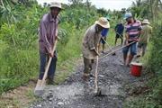 Phát triển giao thông nông thôn vùng ngập lũ Đồng Tháp Mười