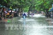 Nhiều hồ chứa miền Trung đầy nước, nguy cơ gây mất an toàn
