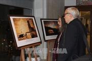 Triển lãm ảnh 'Rực rỡ biển Việt Nam' tại trụ sở UNESCO ở Paris
