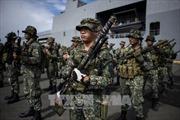 Quân đội Philippines tăng cường truy quét phiến quân NPA