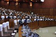 Campuchia: Các đảng tiếp nhận ghế đại biểu Quốc hội