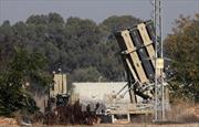 Israel thử thành công hệ thống phòng thủ tên lửa Vòm Sắt trên tàu chiến