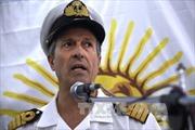 Xác định nguyên nhân gây nổ tàu ngầm Argentina mất tích