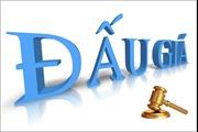 Thông báo đăng ký mua cổ phần khối lượng lớn qua đấu giá