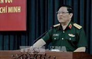 Bộ trưởng Quốc phòng thăm và làm việc tại tỉnh Thái Nguyên