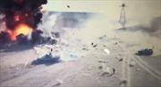 Thách thức tăng Iraq, xe bom của phiến quân nổ tan tành