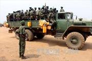 Quân đội Nam Sudan tiêu diệt gần 100 phiến quân