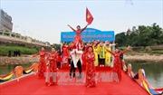Giao lưu hát đối Việt - Trung trên sông biên giới
