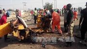 Hàng chục người thương vong trong vụ đánh bom liều chết tại Nigeria