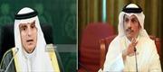 Ngoại trưởng Qatar và Saudi Arabia gặp nhau lần đầu tiên từ khi cắt quan hệ