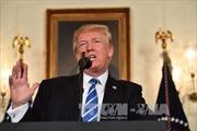 Tổng thống Trump: Chính phủ Mỹ có thể phải đóng cửa vào cuối tuần này