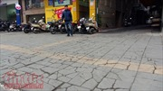 Các quận Hà Nội rà lại từng sai phạm trong lát đá vỉa hè