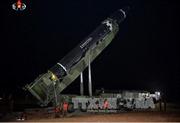 Mỹ biết trước 3 ngày về vụ phóng thử tên lửa trong đêm của Triều Tiên