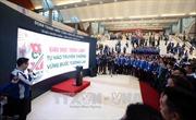 Khai mạc Triển lãm Đại hội Đoàn toàn quốc lần thứ XI
