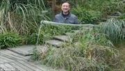 'Áo tàng hình' gây xôn xao mạng xã hội Trung Quốc