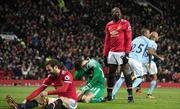 Trắng tay ngay tại Old Trafford, MU bị Man City bỏ xa tới 11 điểm