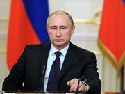 Tổng thống Putin lệnh rút binh lính Nga khỏi Syria