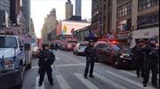 Bắt giữ một nghi phạm trong vụ nổ tại Manhattan