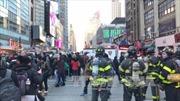 Vụ nổ tại Manhattan: Thông tin ban đầu về đối tượng tình nghi