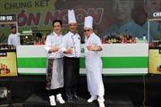 Chin - su đồng hành cùng Lễ Hội Ẩm Thực và Giải Trí Quốc Tế tại TP. Hồ Chí Minh