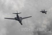 Mỹ, Nhật Bản tập trận trên không gần Bán đảo Triều Tiên
