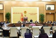 Ủy ban Thường vụ Quốc hội đồng tình chủ trương ban hành Nghị định hoạt động triển lãm