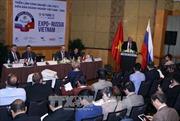 Khai mạc Diễn đàn kinh tế Việt - Nga 2017