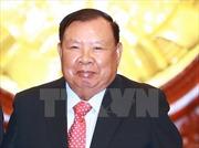 Tổng Bí thư, Chủ tịch nước Lào thăm hữu nghị chính thức Việt Nam từ 19-21/12/2017