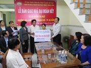 Hoạt động của Chủ tịch Ủy ban Trung ương Mặt trận Tổ quốc Việt Nam tại Đà Nẵng