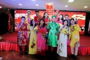 Xuân quê hương đến với người Việt Nam tại Moskva