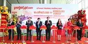 Vietjet khai trương 2 đường bay TP Hồ Chí Minh đi Phuket và Chiang Mai