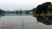 Đề xuất lắp thiết bị tách dầu mỡ làm sạch nước Hồ Gươm