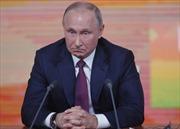 Bạn lâu năm tiết lộ Tổng thống Putin từng làm công việc đặc biệt thời sinh viên