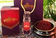 'Vàng đỏ' nghệ tây: Saffron chính thức có mặt tại Việt Nam