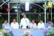 Thủ tướng thăm mô hình hội quán của người nông dân Đồng Tháp