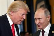 Chỉ trong 4 ngày, Tổng thống Putin và người đồng cấp Trump liên tục gọi điện cho nhau