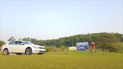 "Volkswagen Passat BlueMotion White – ""Hole in one"" của Giải Golf Splendora mở rộng lần 2"