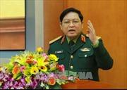 Cán bộ chủ chốt toàn quân học tập, quán triệt Nghị quyết Trung ương 6  khóa XII
