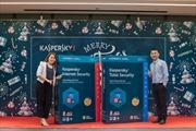 Giải pháp bảo mật Kaspersky 2018 dành cho người dùng cá nhân tại Việt Nam