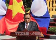 Bài phát biểu của Tổng Bí thư, Chủ tịch nước Lào tại Lễ bế mạc Năm Đoàn kết Hữu nghị Việt - Lào