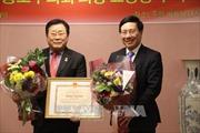 Triển vọng mới trong quan hệ hợp tác Việt Nam-Hàn Quốc