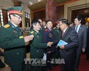 Phát biểu của TBT, Chủ tịch nước Lào tại cuộc gặp mặt đại diện cựu quân tình nguyện, chuyên gia Việt Nam