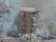 Phát hiện tác nhân gây hỏa hoạn kinh hoàng ở Hàn Quốc