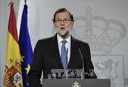 Thủ tướng Tây Ban Nha mong muốn 'một kỷ nguyên mới' tại Catalonia