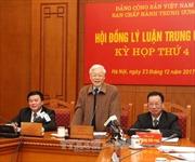Tổng Bí thư Nguyễn Phú Trọng: Lý luận phải vươn lên dẫn đường và đồng hành với thực tiễn