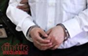 Khởi tố, tạm giam trung úy cảnh sát môi trường nhận hối lộ 50 triệu đồng